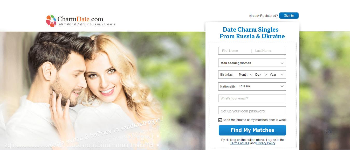 Перейти в международное брачное агентство Шармдейт.